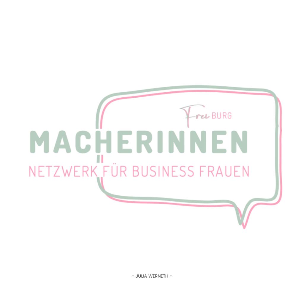 Julia Werneth Referenz Webdesign und Logo Freiburg Macherinnen