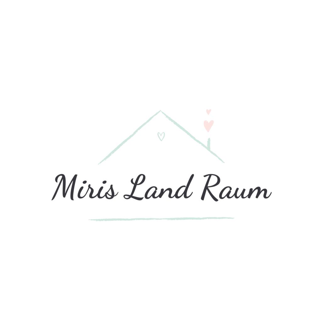 Julia Werneth Referenz Webdesign und Logo Miris Land Raum Miriam Linder