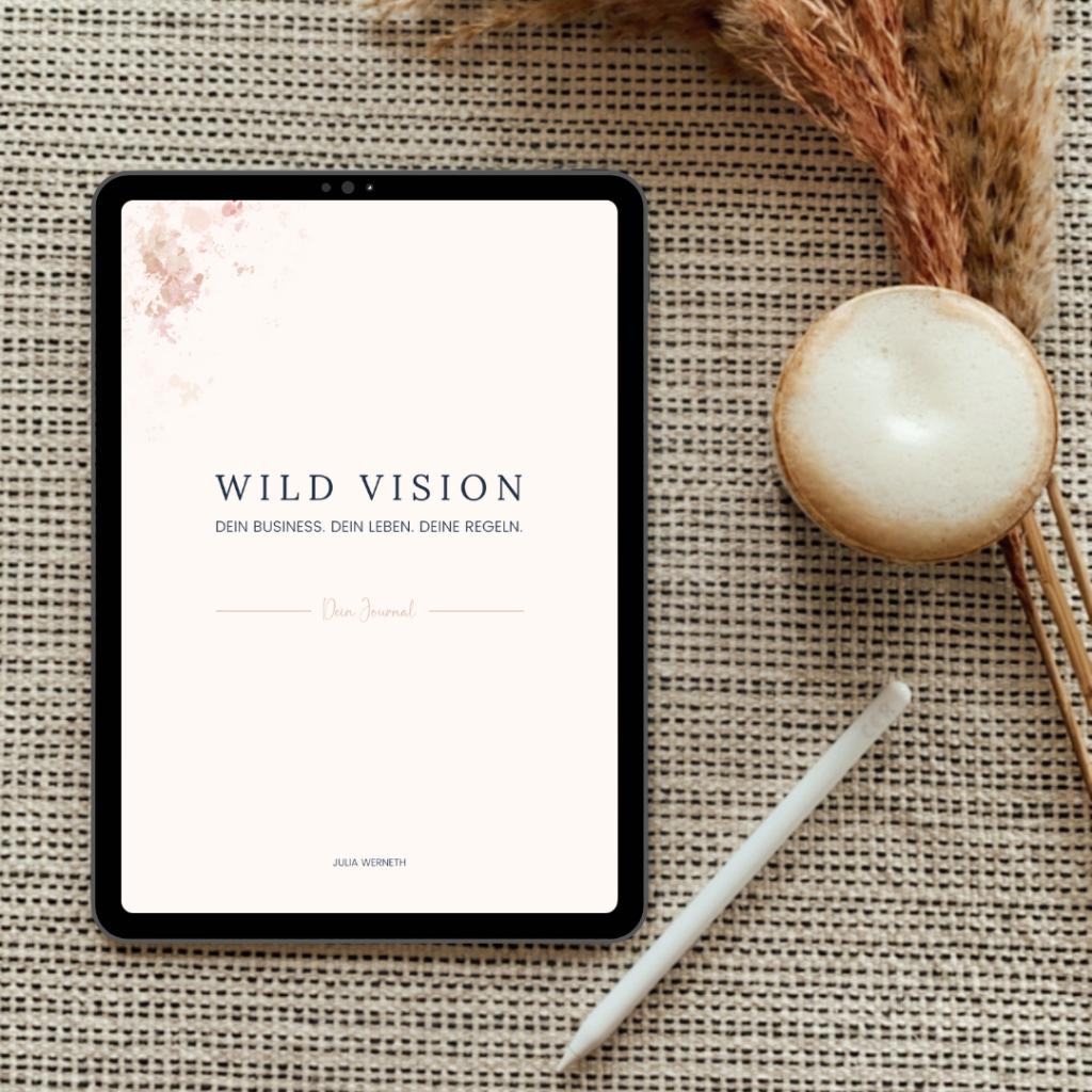 Wild Vision Journal digital Julia Werneth